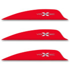 VaneTec 2.25 Swift Vanes - 50 Pack (Raz-Red)