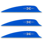VaneTec 2.25 Swift Vanes - 50 Pack (Ultra Blue)