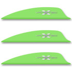 VaneTec 1.87 Swift Vanes - 50 Pack (Flo Green)