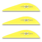 VaneTec 1.8 Super Spine Vanes - 50 Pack (Flo Yellow)