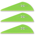 VaneTec HP 2 Vanes - 50 Pack (Flo Green)