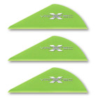 VaneTec HP 1.5 Vanes - 50 Pack (Flo Green)