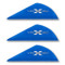 VaneTec HP 1.5 Vanes - 50 Pack (Ultra Blue)