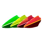 "Norway Zeon (3"") Fusion Vanes - 50 Pack (Red)"