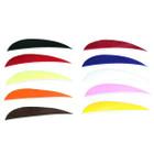 "Muddy Buck Gear 5"" Parabolic RW Feathers - 36 Pack (White)"
