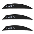 "Bohning 2"" Air Vanes - 12 Pack (Black)"
