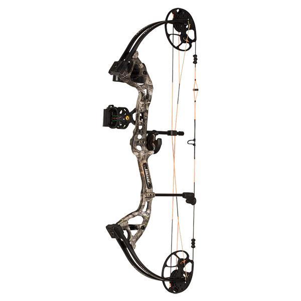 Bear Cruzer LITE (Ready to Shoot) Bow - Realtree Edge (LH/45 lb.)