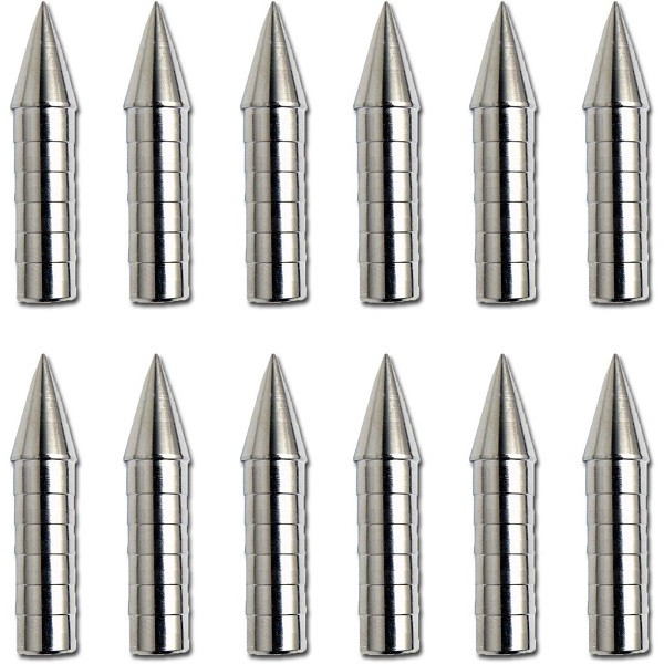 Carbon Express .378 #2 Pin Points (210 gr) - 12pk