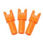Ravin Bolt Replacement Nocks Orange 12 Pack - R136