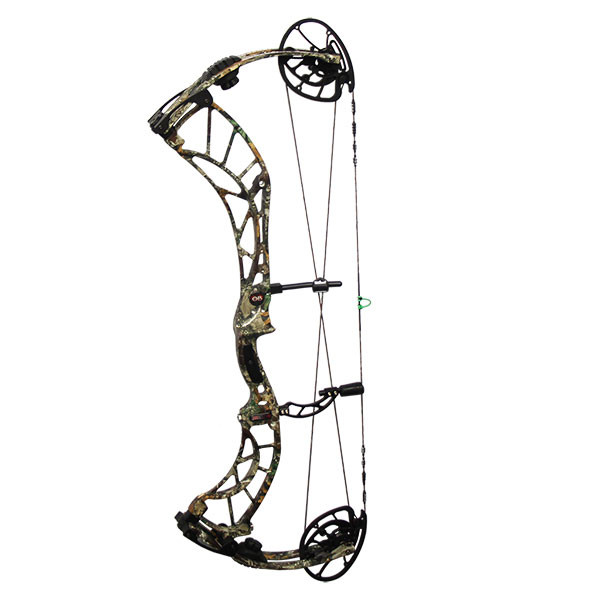 Obsession Fixation 7M Realtree Edge RH 60lb 28.5in