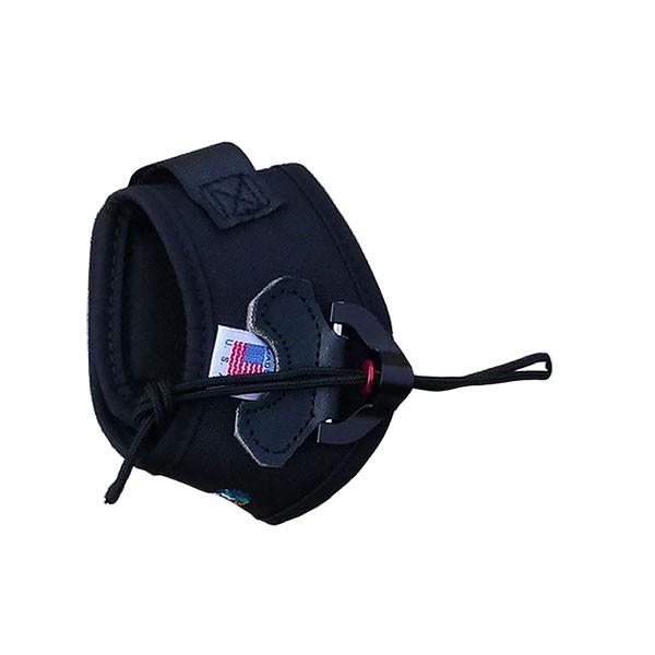 TruBall V-Lok Strap (T-Handle) - Velcro - Black - Large