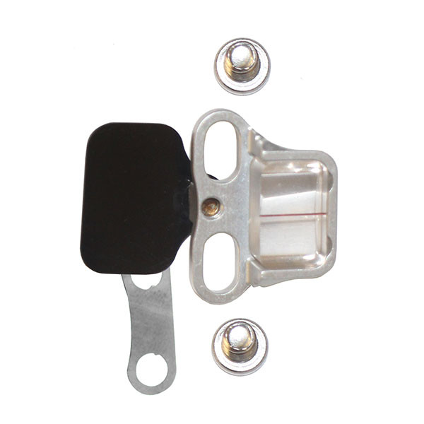 Axcel Magnifier Sight Scale Silver
