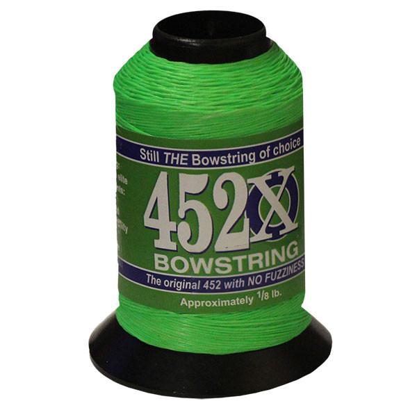 BCY 452X Bowstring 1/8 Lb. Flo Green