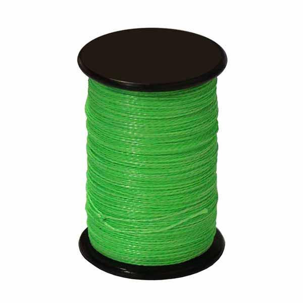 Bcy Powergrip 009 Serving 150 Yard Jig Spool Flo Green