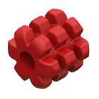 Bee Stinger Micro Hex Vibration Damper Red