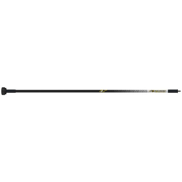 Bee Stinger MicroHex Target Stabilizer - Black/White 27 in.