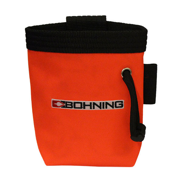 Bohning Accessory Neon Orange Release & Accessory Bag