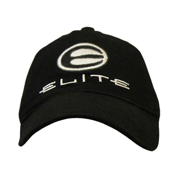 3ea646da94432 Elite Archery Black Hat - Bowhunters Supply Store