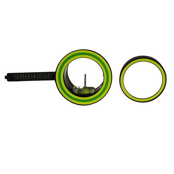 Spot Hogg Double Pin Left Hand .010 3 Ring Green