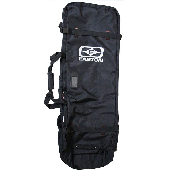 Easton Elite Double Roller Bow Case Travel Cover Black