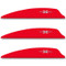 VaneTec 2.88 Swift Vanes - 36 Pack (Ras Red)