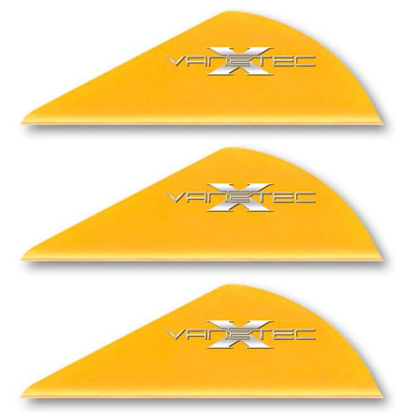 VaneTec HP 1.5 Vanes - 36 Pack (Ultra Orange)