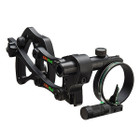TRUGLO Adustable Pendulum 1-Pin Bow Sight .019 Diameter Pin Black