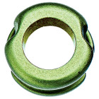 "Pine Ridge Z-38 Aluminum Peep Sight - 1/4"" Aperture (1/pkg) - Light Green"