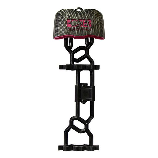 Bohning Bruin Bow Quiver Carbon Fiber Hood Hot Pink Liner