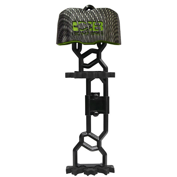 Bohning Bruin Bow Quiver Carbon Fiber Hood Neon Green Liner