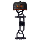 Bohning Bruin Bow Quiver Carbon Fiber Hood Neon Orange Liner