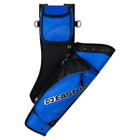 Easton Elite Hip Quiver Takedown w/ belt RH Blue