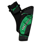 Easton Deluxe Hip Quiver Takedown w/ belt RH Green