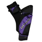 Easton Deluxe Hip Quiver Takedown w/ belt RH Purple