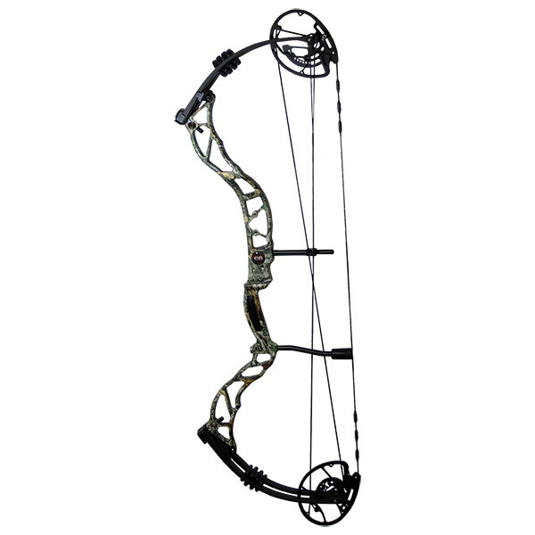 Obsession HB33 Realtree Edge/Black RH 70lb 29in
