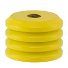 Yellow 8oz Extreme Weight Spider Archery