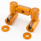 Spider Archery V-Bar Bracket Orange
