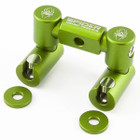 Spider Archery V-Bar Bracket Green