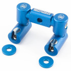 Spider Archery V-Bar Bracket Blue