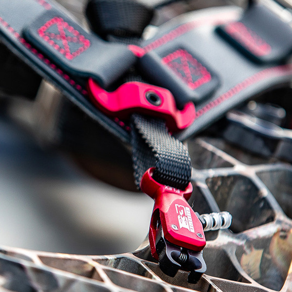 B3 Archery Rival - Flex Connector - Red