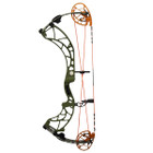 Obsession FX30 Moss Green/Mountain Country RH 70lb 28.5in Flo Orange Cams & String
