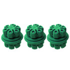 Axion Hybrid Dampers 3 Pack Green