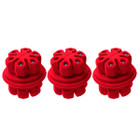 Axion Hybrid Dampers 3 Pack Red