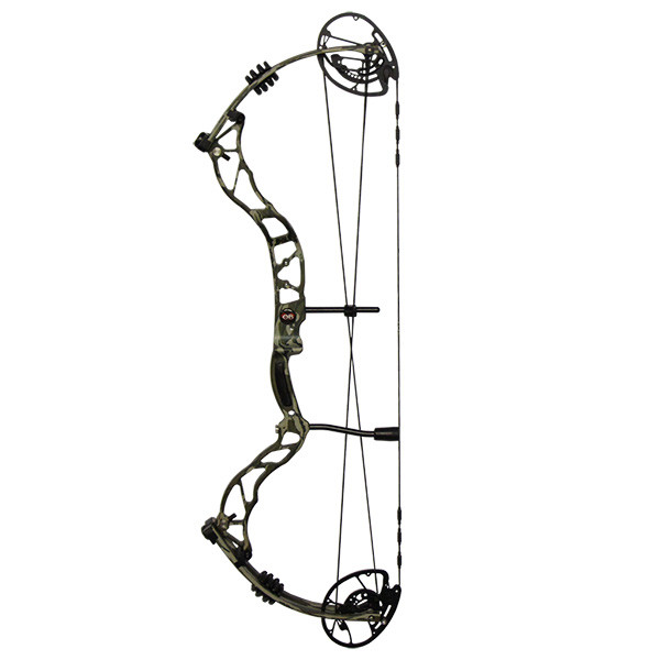 Obsession HB33 Mossy Oak Bottomland RH 70lb 29in
