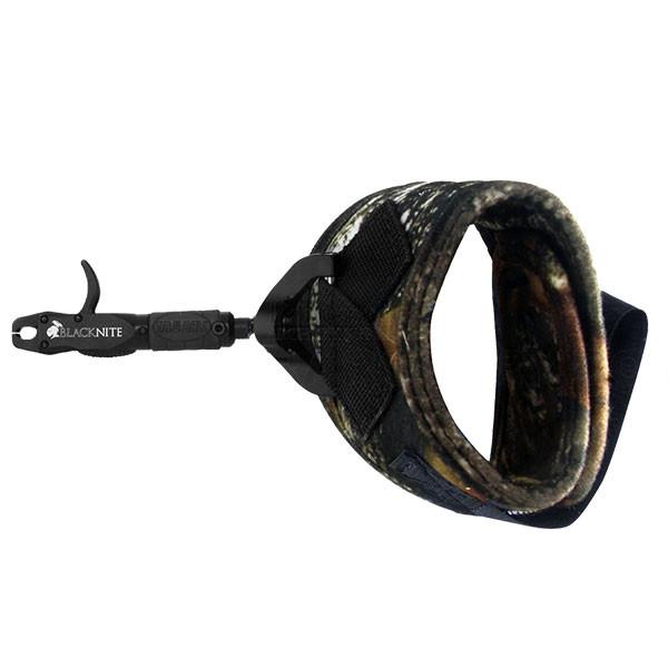 Tru-Ball Blacknite - w ThermaDynamic Rubber Hook & Loop Black - Large
