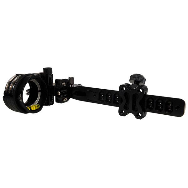 Axcel Rheo-Tech Pro Sight - 4-Pin - .010 - Black