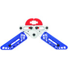 Pine Ridge Kwik Stand Bow Support - White / Red / Blue