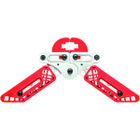 Pine Ridge Kwik Stand Bow Support - White / Red