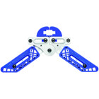 Pine Ridge Kwik Stand Bow Support - White / Blue