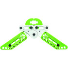 Pine Ridge Kwik Stand Bow Support - White / Lime Green